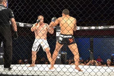 Turquinho estreia com derrota no Jungle Fight